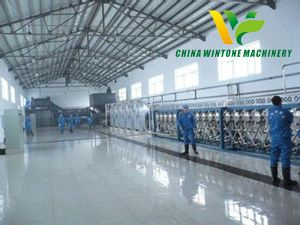 potato starch production line .doc